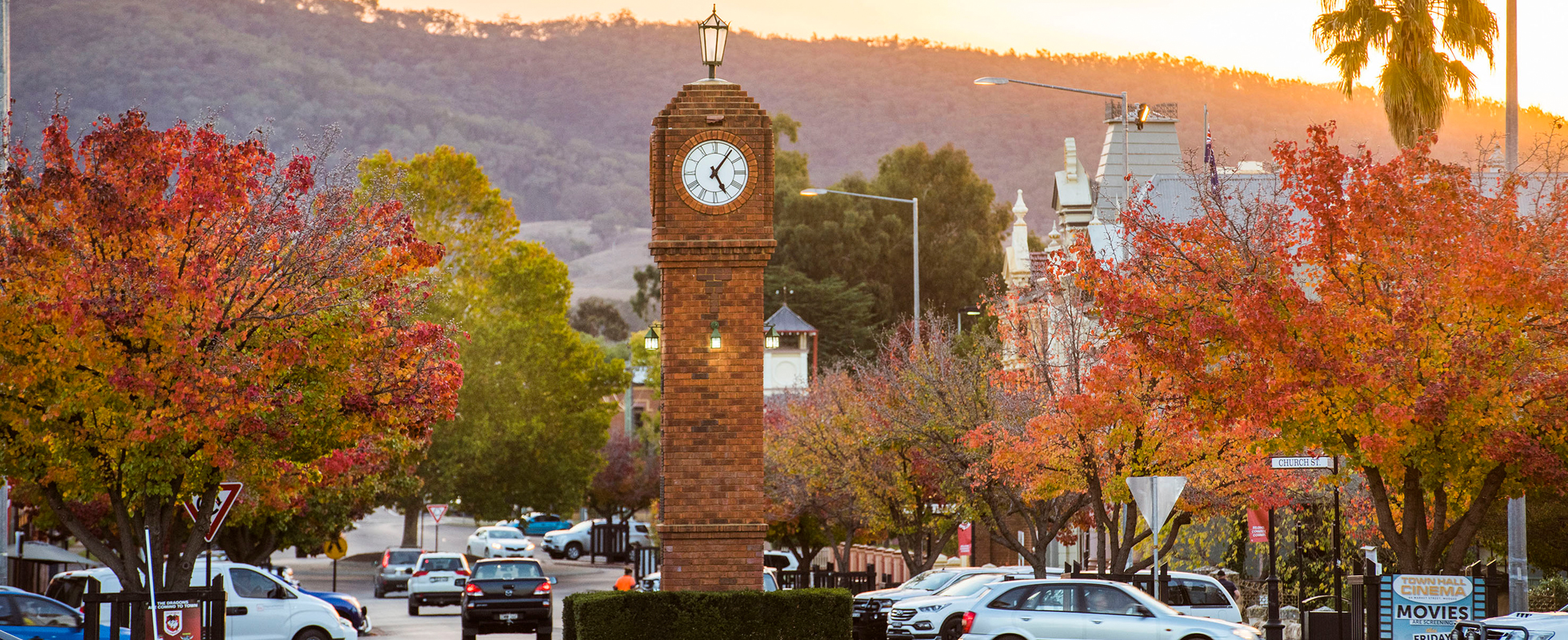 Mudgee In March